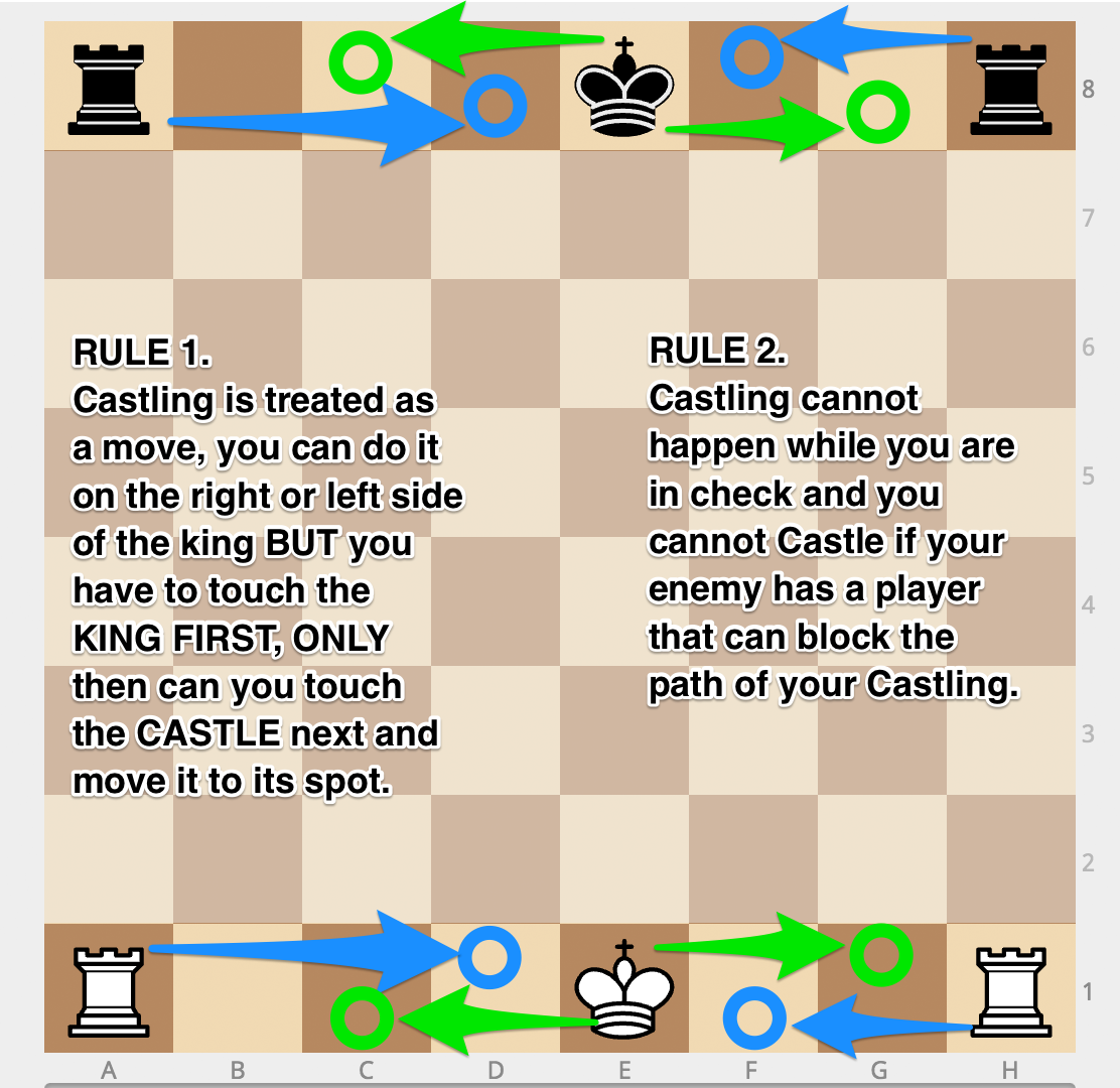 Pieces – The King – Smart Kids Chess